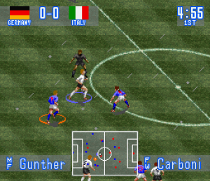 International Superstar Soccer