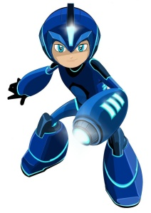 mega man cartoon
