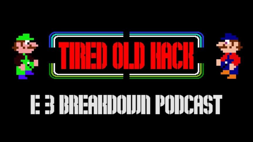 E3 2016 conference breakdownpodcast