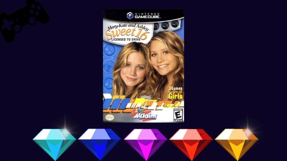 Gemhunter Olsen Twins