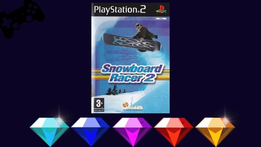 Gemhunter #4 – Snowboard Racer2