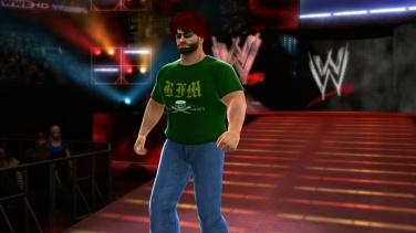 Jake in WWE 13