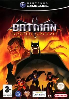 Batman Rise Of Sin Tzu