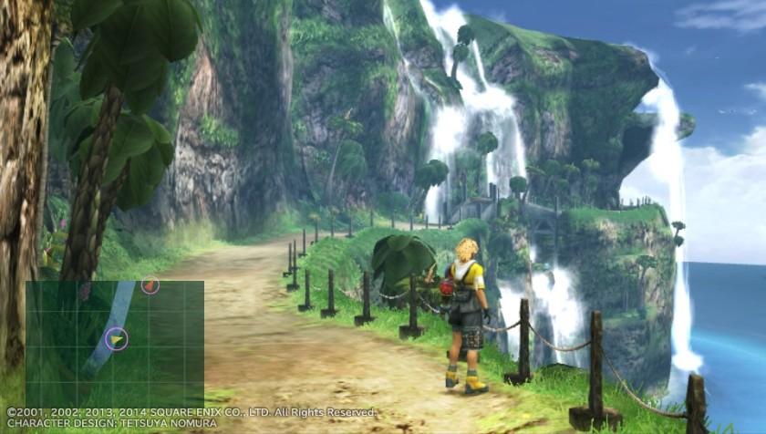 Final Fantasy X HD