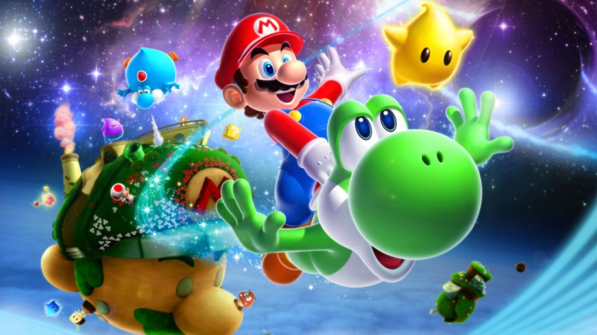 Writer's commentary: Anatomy of a Mario Galaxy review