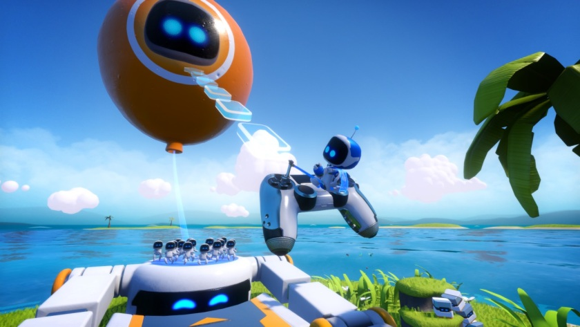 If PS VR keeps getting more games like the fantastic Robots Rescue, provided as part of the free Playroom VR download, it's going to have a great future