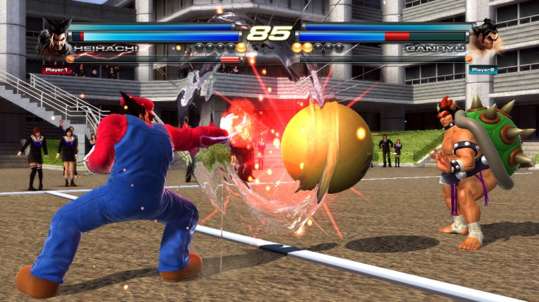 tekken tag tournament 2 game free download for pc