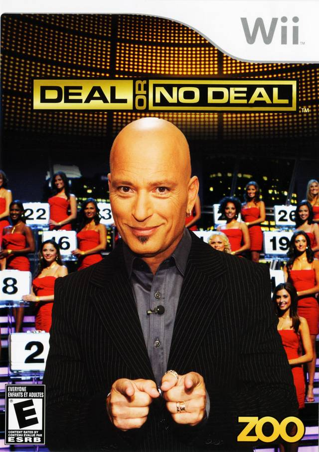 Deal Or No Deal Brettspiel