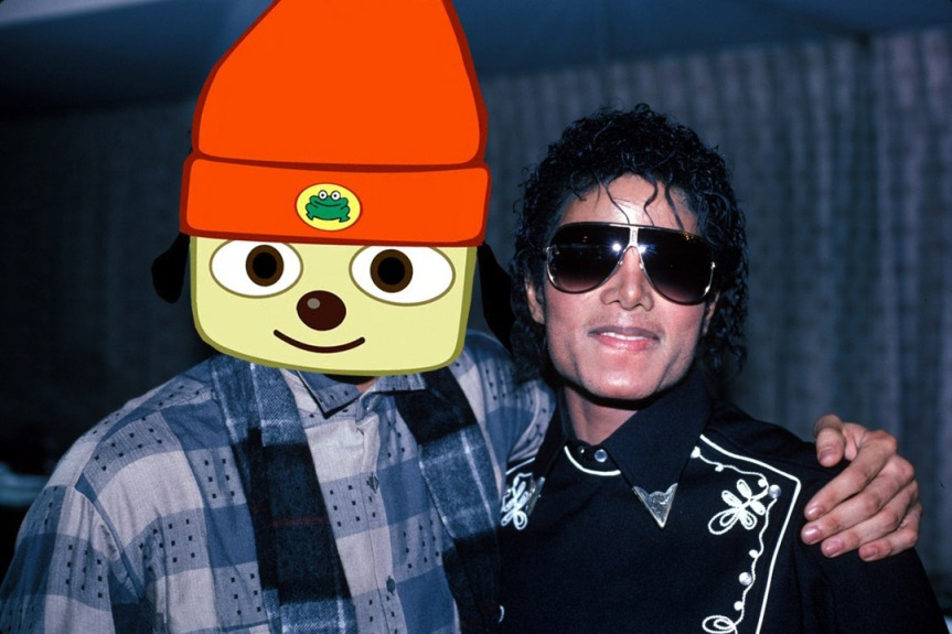 21 iconic musicians who were influenced by PaRappa The Rapper
