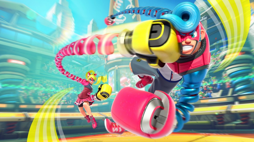 10 characters who should be in ARMS