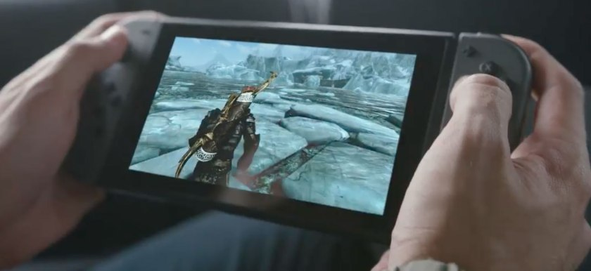 Sure looks like a handheld to me. And I can tell because I have eyes