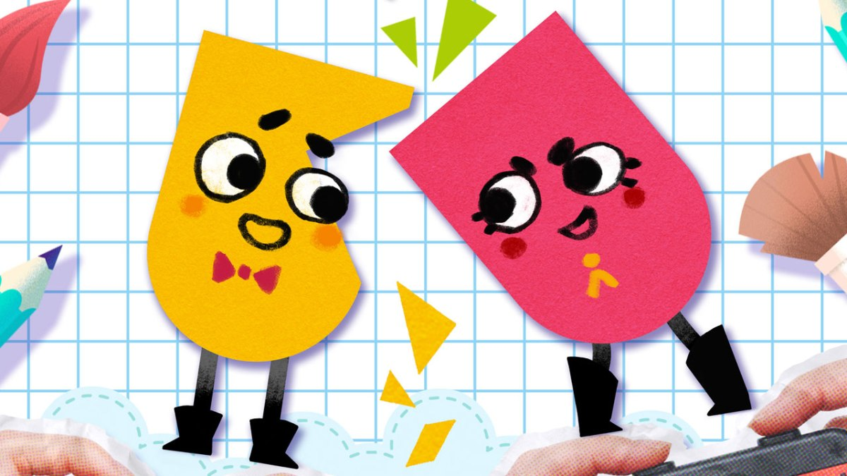Snipperclips Hands On Preview Tired Old Hack
