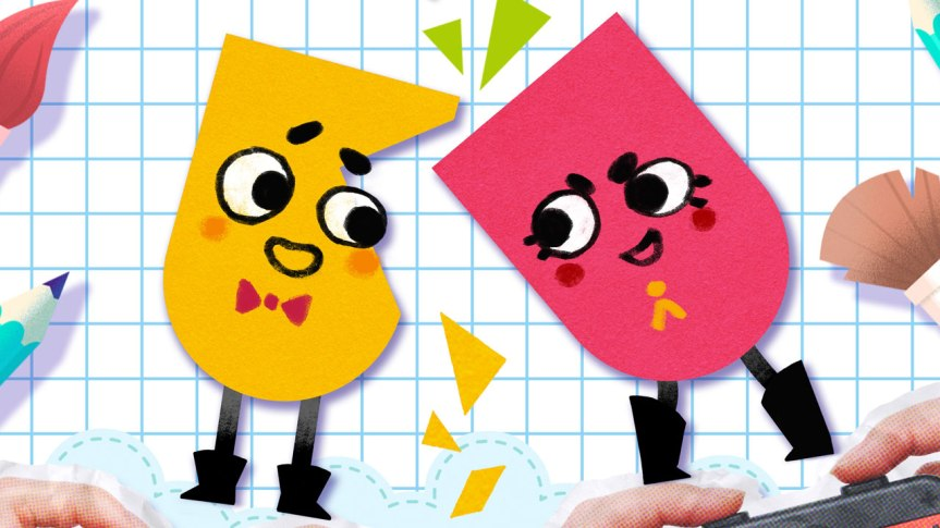 Snipperclips hands-on preview