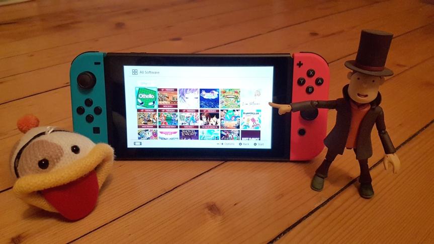 Nintendo Switch hardwarereview