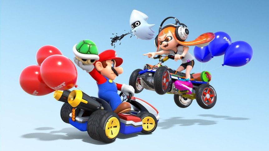 Mario Kart 8 Deluxe (Switch)review