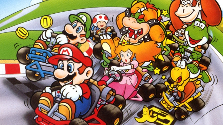 The complete history of Mario Kart