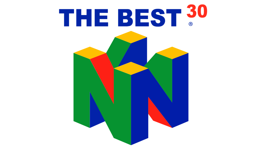 The 30 best Nintendo 64 games