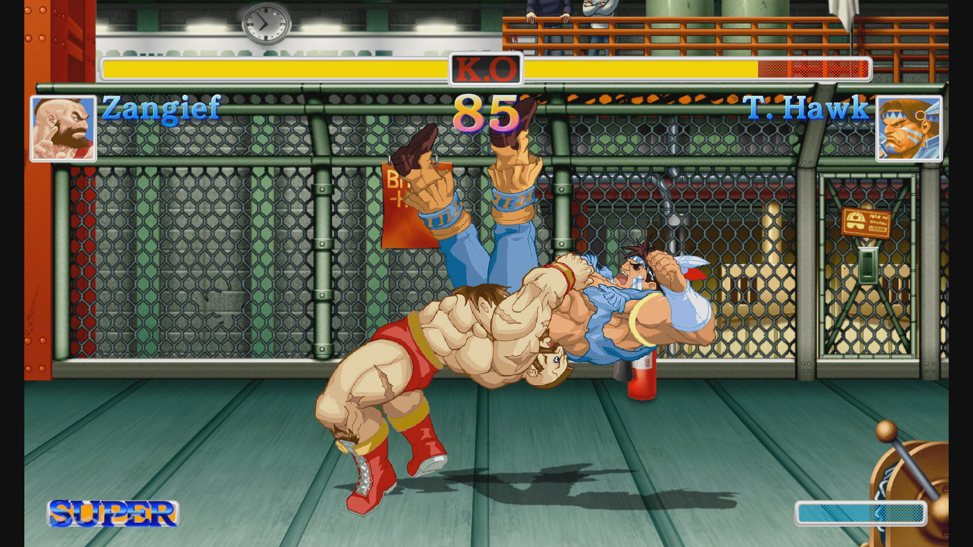 Ultra Street Fighter II (Switch) review – Tired Old Hack