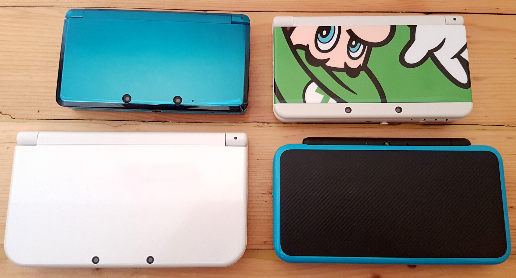 New 2ds xl review tired old hack for Housse new 2ds xl
