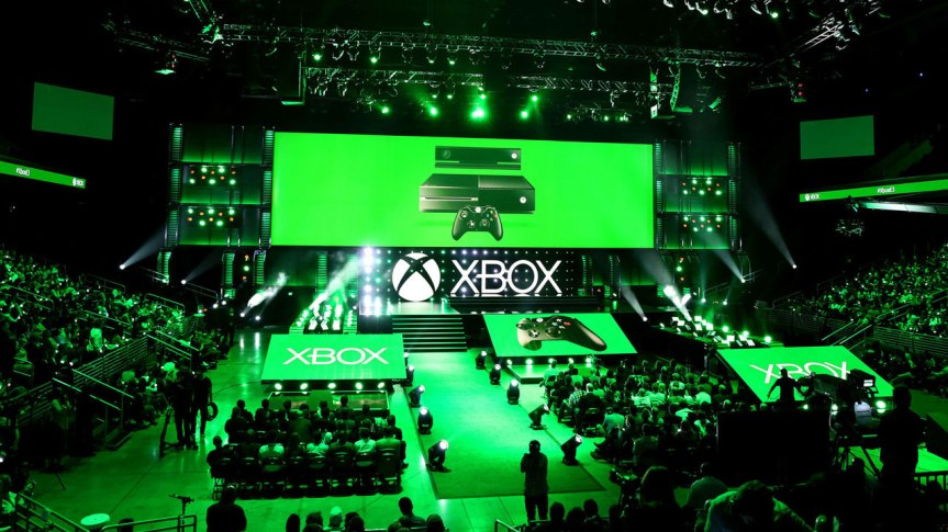 Microsoft E3 2017 conference: exclusive scriptleak