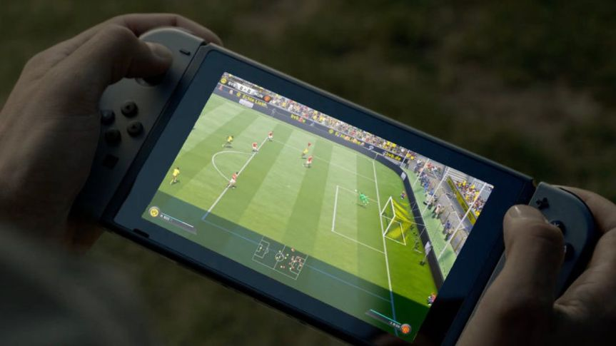 FIFA 18 Switch hands-onpreview