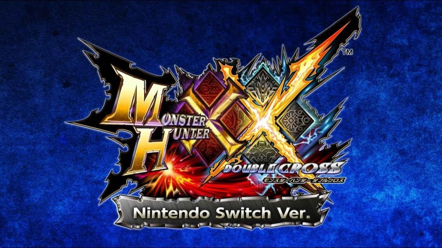 Monster Hunter XX Switch demo hands-onvideo