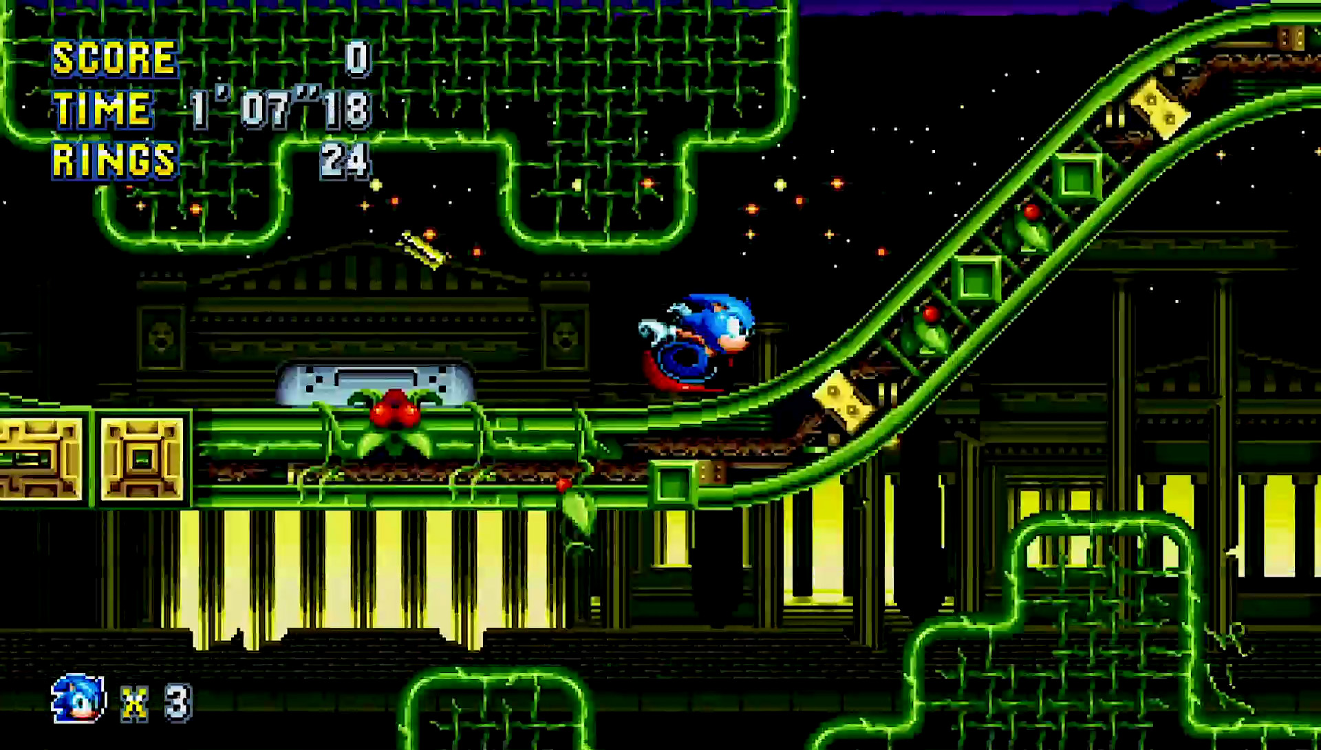 Sonic Mania (Switch) review – Tired Old Hack