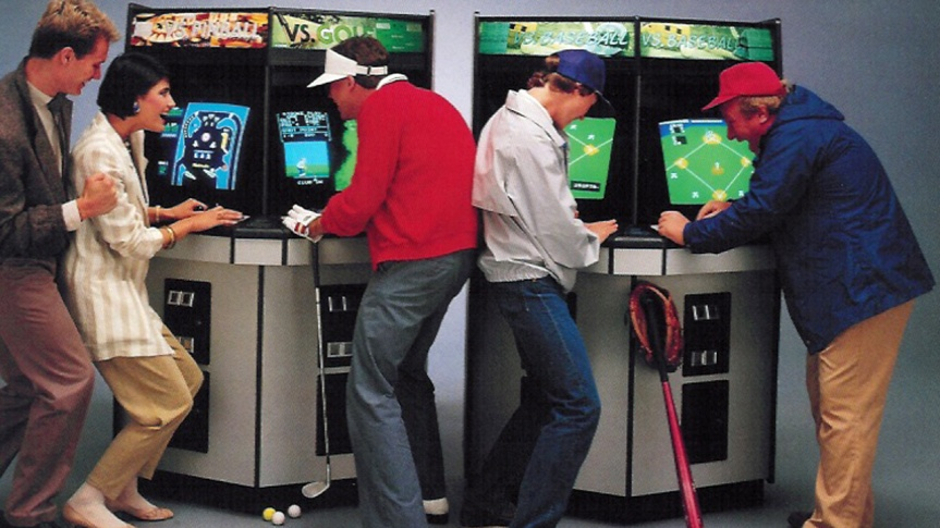 The complete history of Nintendo arcade games