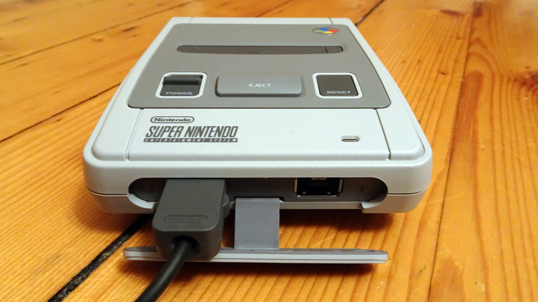 SNES Mini review – Tired Old Hack