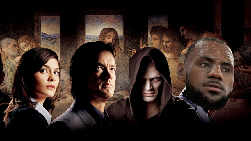 TOH Podcast 19 – The Da Vinci ReviewCode