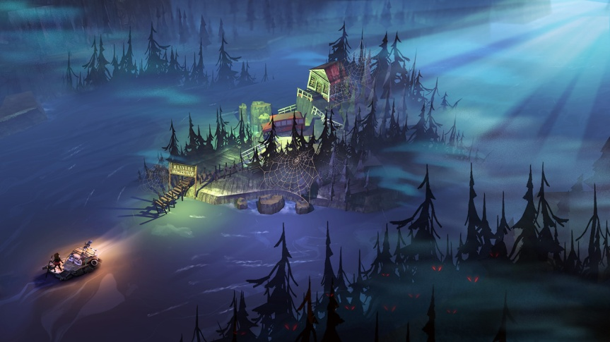 Review round-up: The Flame In The Flood, Sine Mora EX, Rogue TrooperRedux