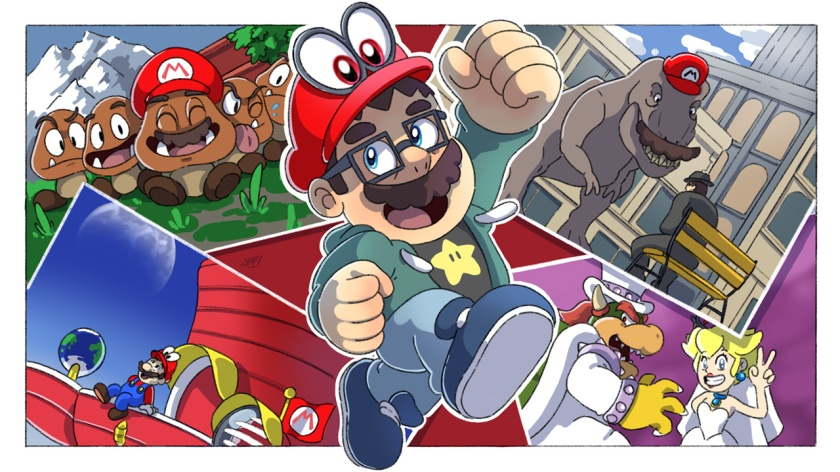 Super Mario Odyssey (Switch) review – Tired Old Hack