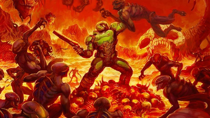 Review round-up: Doom, Skyrim, LA Noire, Rime, Kirby Battle Royale