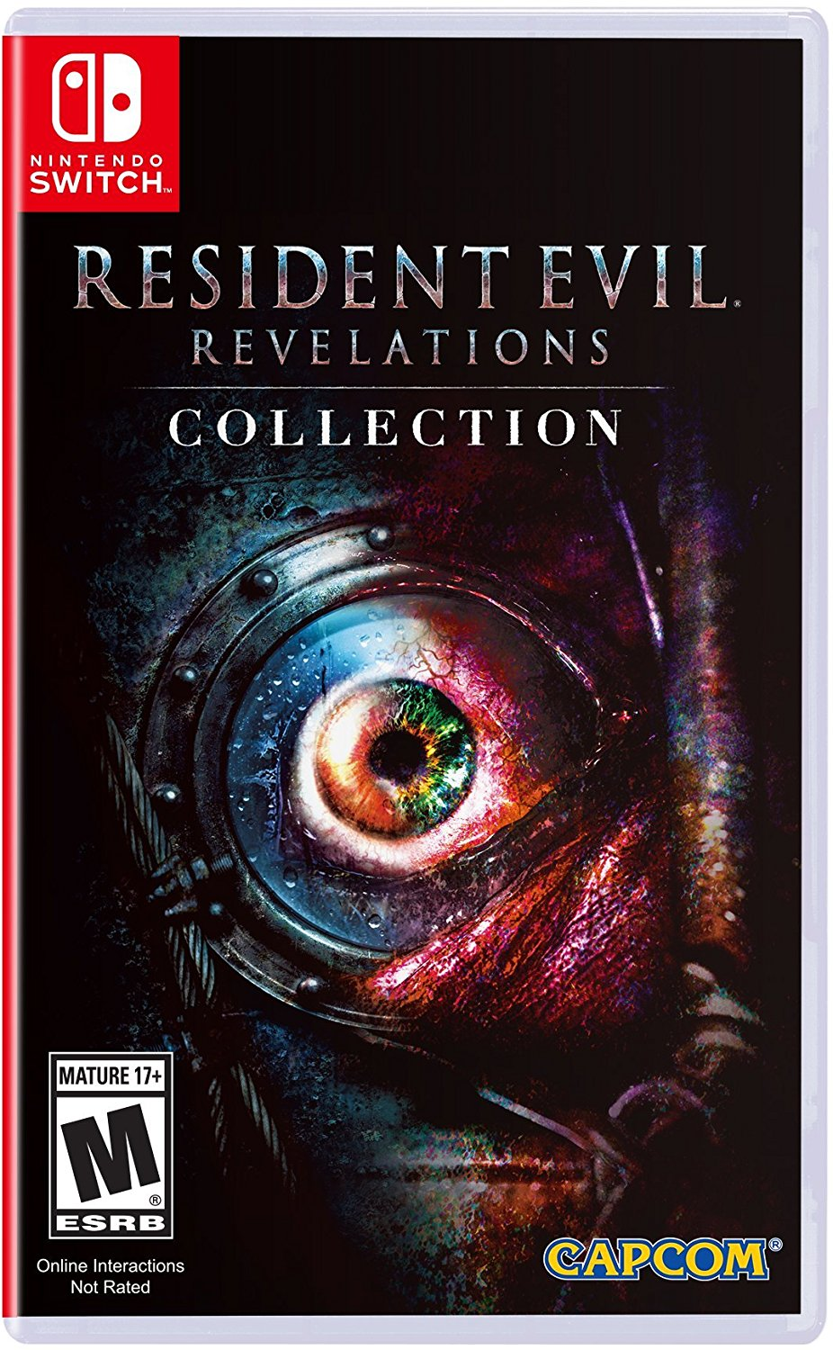 resident evil revlations swtich firmware version