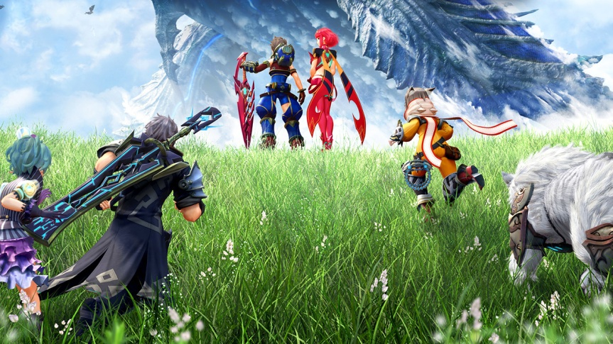 Xenoblade Chronicles 2 (Switch)review