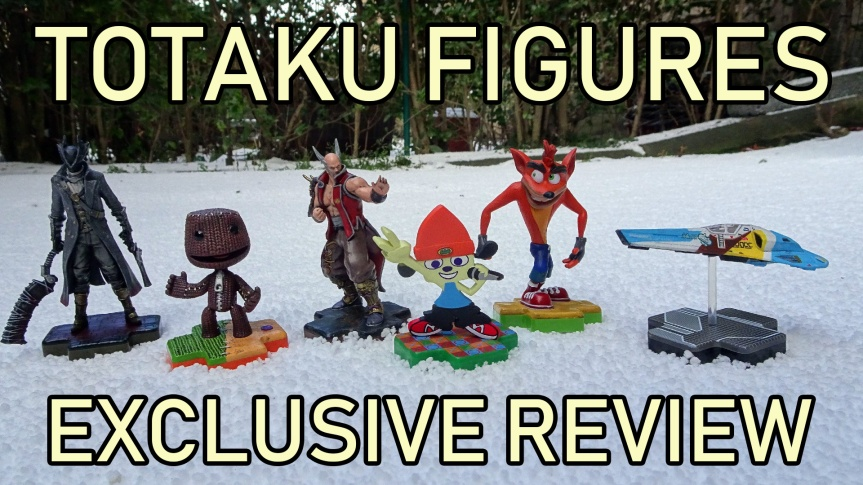 Totaku figures #01-06: World exclusive review