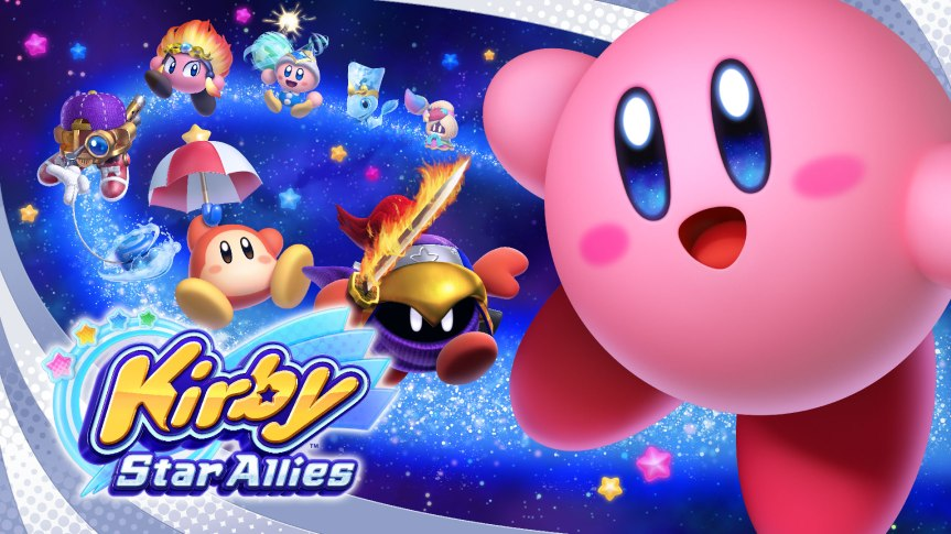 Kirby Star Allies (Switch)review