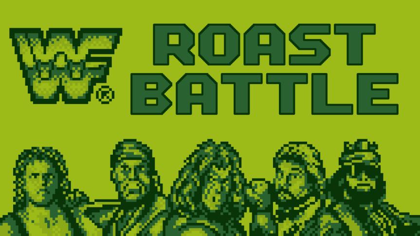 The WWF Superstars Game Boy RoastBattle