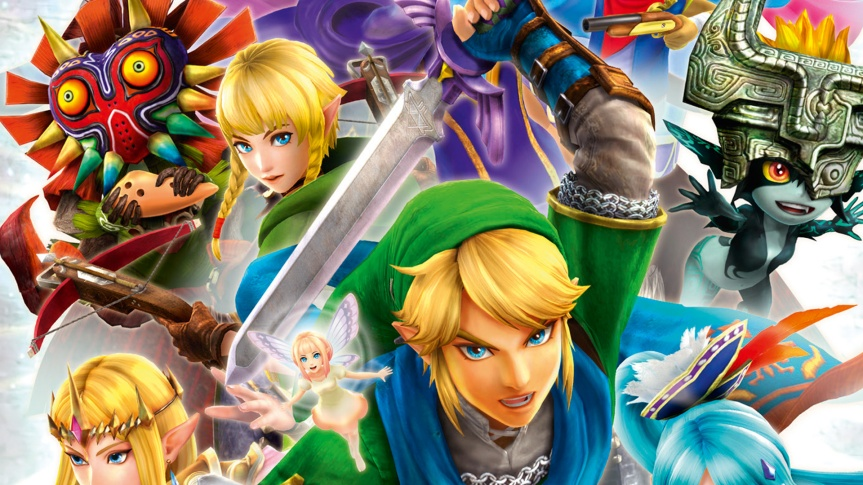 Hyrule Warriors: Definitive Edition (Switch) review