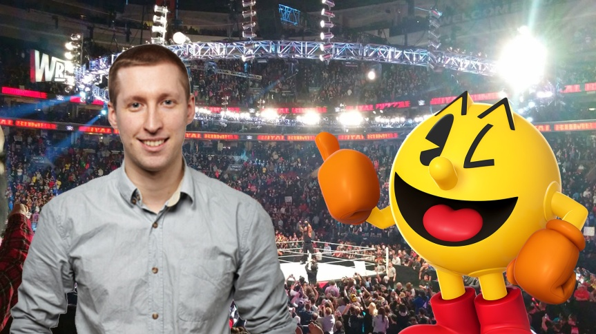 TOH Podcast 26: Pellett, Pac-Man and professional wrestling