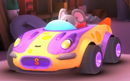 Rat-Racer (Squeak's car)