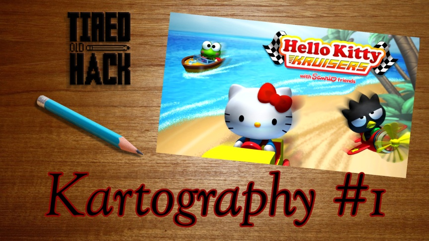 Kartography #1 – Hello Kitty Kruisers With Sanrio Friends