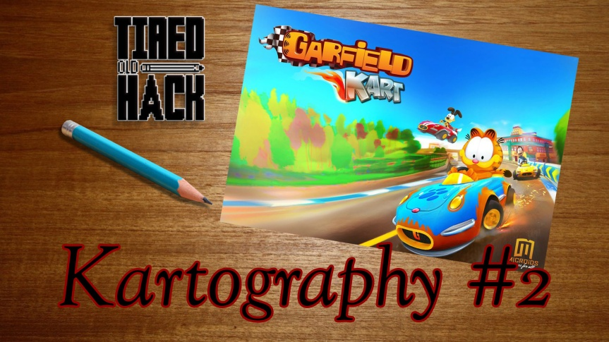 Kartography #2 – Garfield Kart