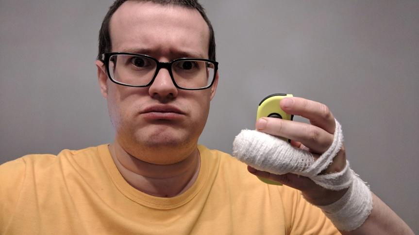 TOH Podcast 34 – Finger-hackin' good